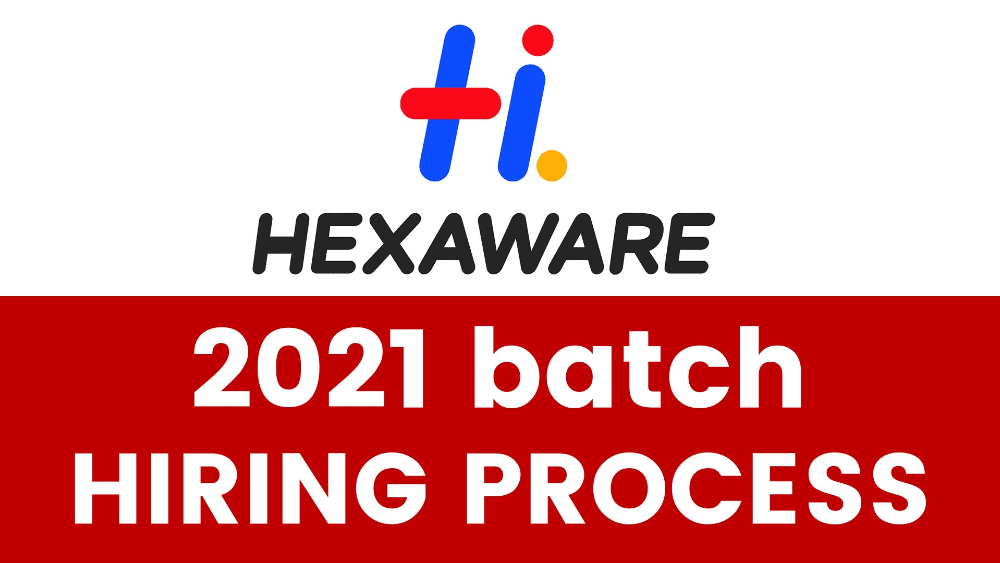 2021 Hexaware Placement Process Pattern | Hexaware 2021 Hiring Registration Link| Hexaware Mavericks