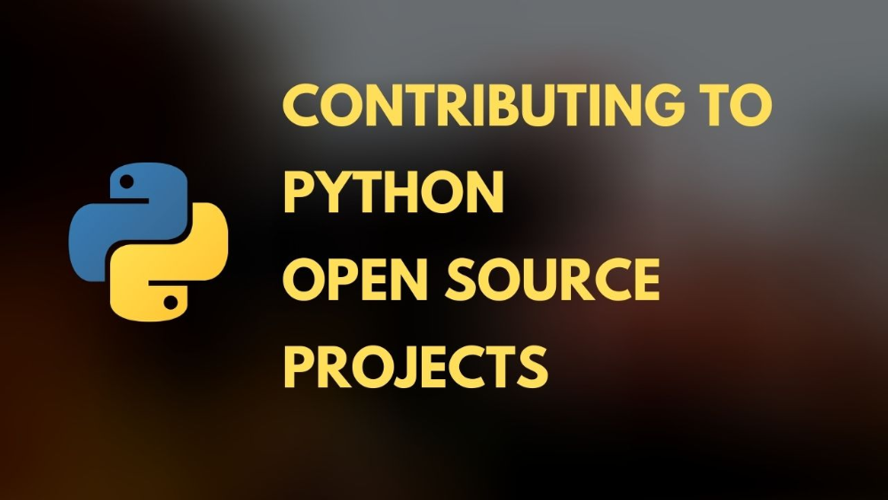 How to start contributing to Python Open Source Projects